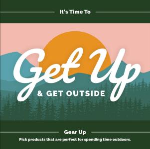 Get Up and Get Outside Catalog