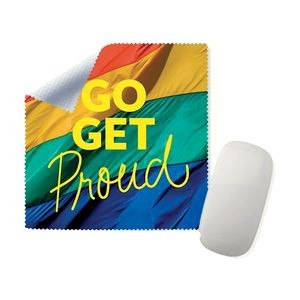 "Full Color Microfiber Mousepad - 6"" x 6"""
